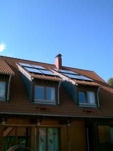 Solarhermie Jugendcamp Vestenbergsgreuth