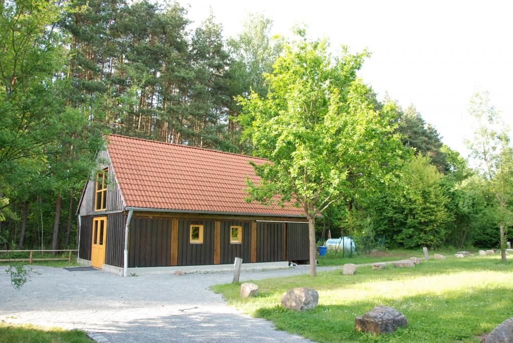 Aktionshaus am Jugendcamp Vestenbergsgreuth