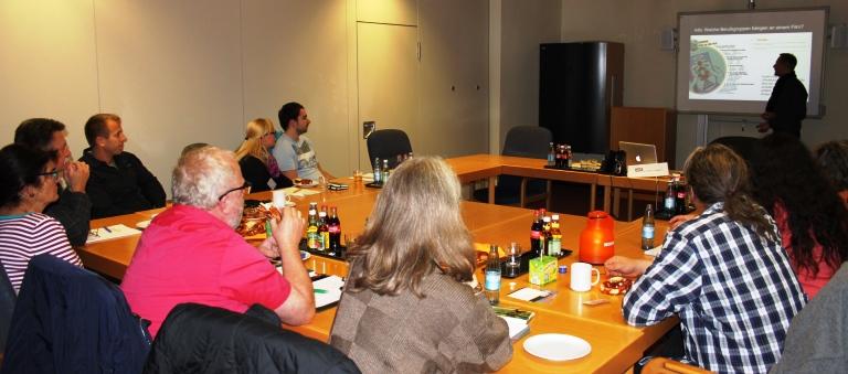 Sitzung des AK Jugendmedienkompetenz