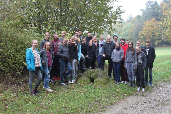 Die 23 Teilnehmer/-innen der Juleica-Schulung
