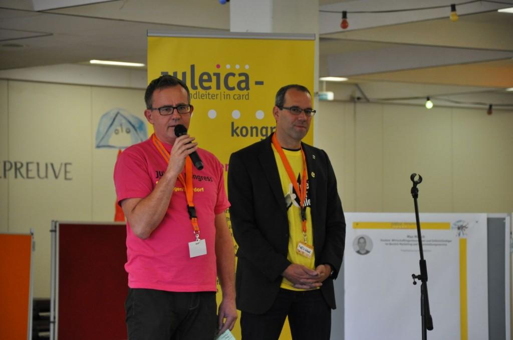 Traugott Goßler und Martin Holzner
