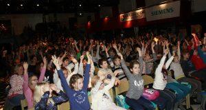 Das Publikum des Kinderfilmfestivals